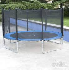 Different types of Sovereign Trampolines